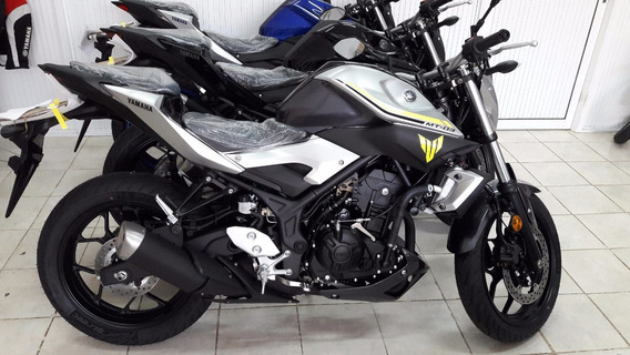 Yamaha Mt 03 Abs 0km. Entrega Inm. Bb Motonautica