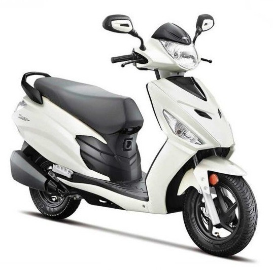 Moto Scooter Hero Dash 110 0km 2019 Automatica Linea Nueva