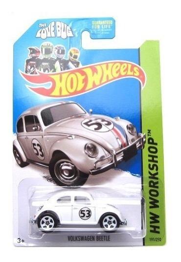 Hot Wheels Fusca Herbie The Love Bug