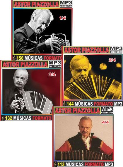 Astor Piazzolla Discografia Com545 Músicas