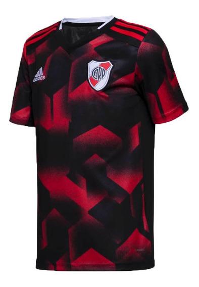 Camiseta Niños adidas River Oficial 2018/2019 Negro