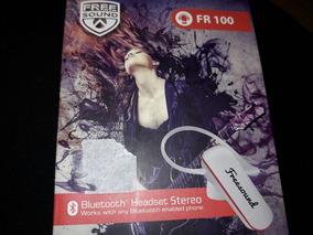 Fone De Ouvido Bluetooth Free Sound Fr-100