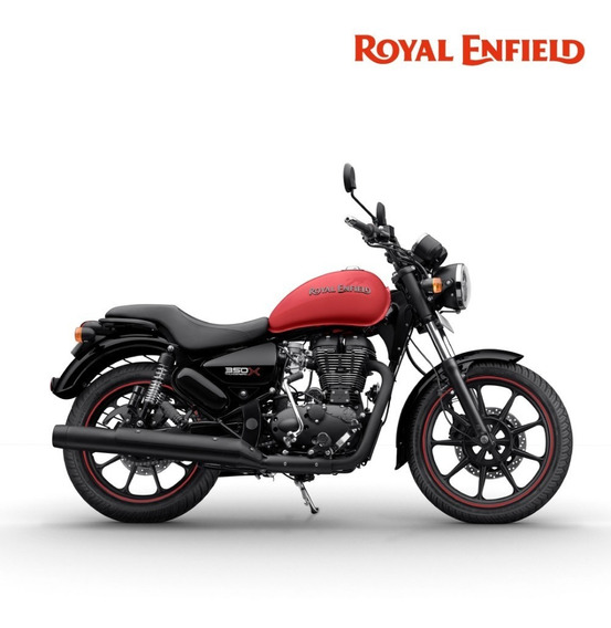 Royal Enfield Tbx 350 Abs