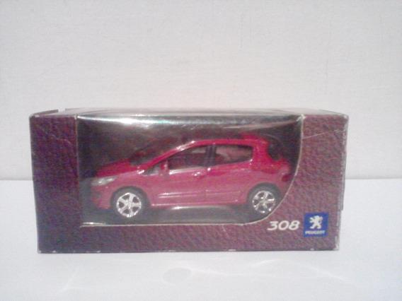 Norev Peugeot 308 1/64