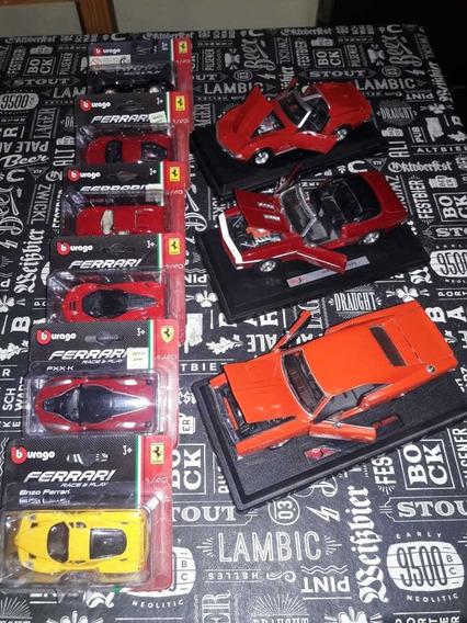 Ferrari Y Autos Armados