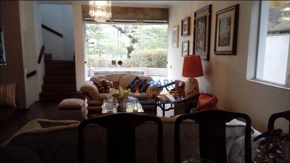 Casa Com 4 Dormitórios À Venda, 260 M² Por R$ 1.550.000,00 - Perdizes - São Paulo/sp - Ca10801