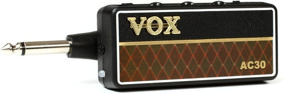 Mini Amplificador Vox Amplug Ac30 Ap2ac Guitarra