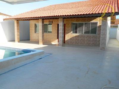 Casa À Venda, 152 M² Por R$ 600.000 - Jardim Imperador - Praia Grande/sp - Ca0092