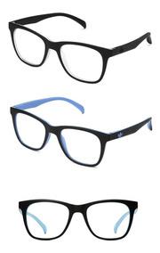 Armação Óculos Grau Masculina Feminina Acetato adidas Nike