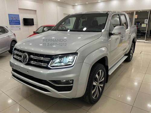 Volkswagen Amarok V6 Extreme 0km 4x4 Full Vw Precio At 2021