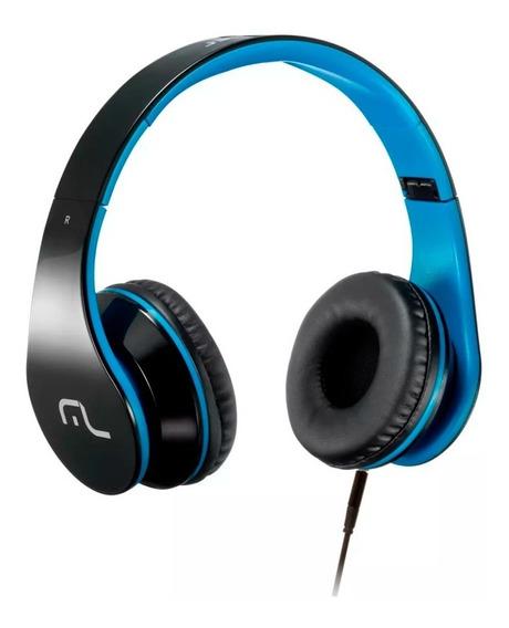 Fone Headphone C/ Mic P/ Celular E Pc Multilaser - Ph113
