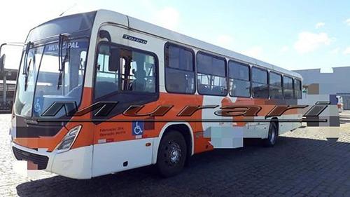 Imagem 1 de 10 de Onibus Urbano New Torino Volks 17-230 Ano 2013 Ref 629
