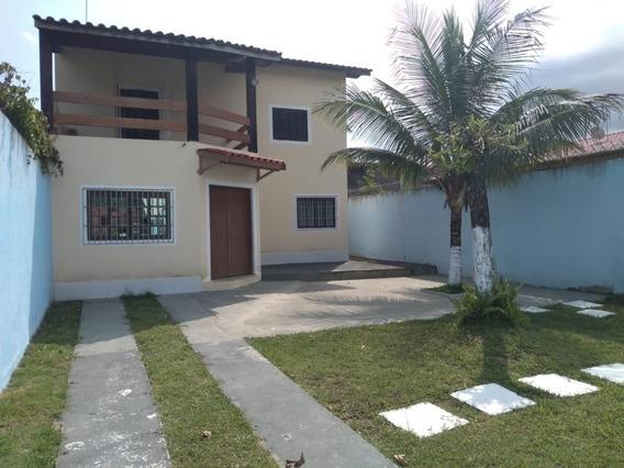 Casa Na Praia Massaguaçu Para Venda Com 3 Dormitórios, Sendo 1 Suíte - Ca01436 - 67729676
