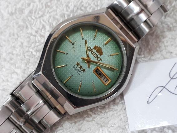 Relógio Orient, Automático, Masculino - Lindo (vrd) !