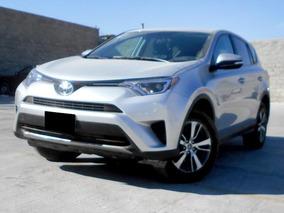 Toyota Rav4 Xle Plus 2017 Plateado