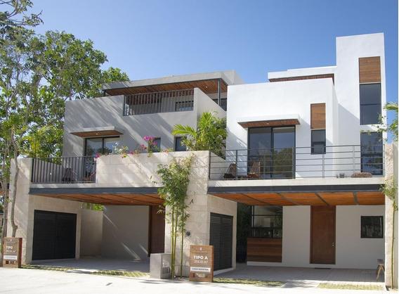 Casas A Estrenar En La Joya, Playa Del Carmen