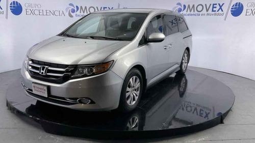 Imagen 1 de 15 de Honda Odyssey 2014 5p Exl V6/3.5 Aut