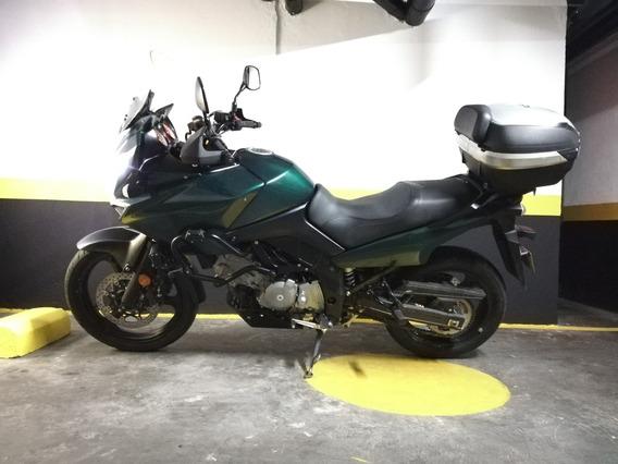 Suzuki Vstrom Dl 650 2012 Km 43000 Negoziable