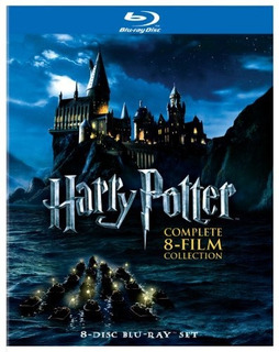 Harry Potter Completa Coleccion 8film
