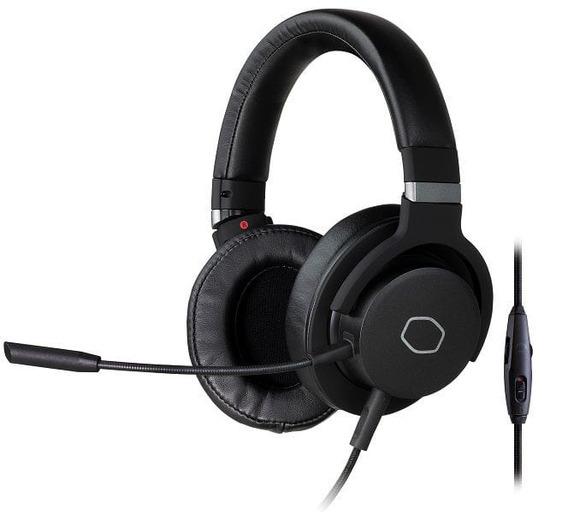 Headset Gamer Cooler Master Mh751 Driver Neodinamo / Nfe