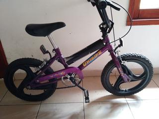 Bicicleta Unibike Rodado 12. Excelente Estado.