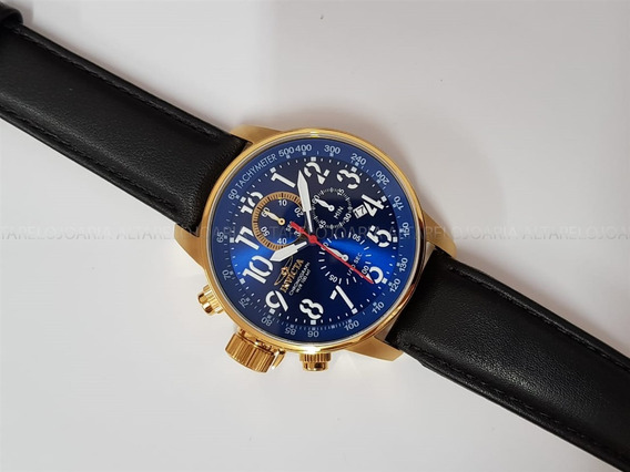 Relógio Masculino Invicta I Force 24737 Lefty Cronógrafo