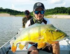 Pesca En Amazonas Brasil