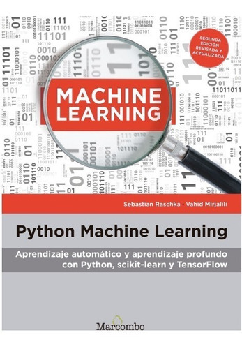 Libro: Python Machine Learning