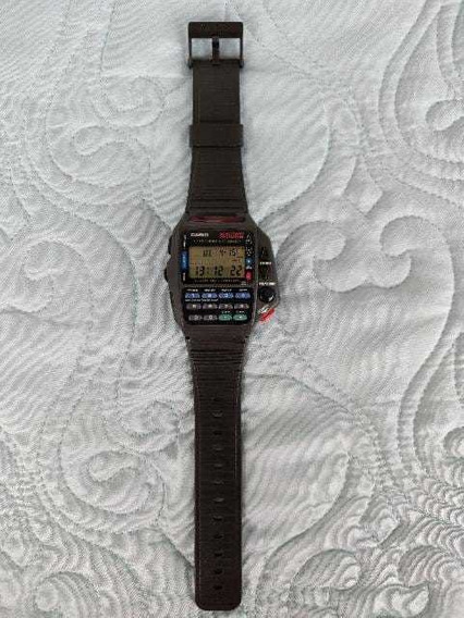 Relógio Casio Cmd 40 Controle Remoto ( Relíquia )