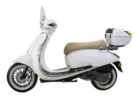 Scooter Retro Vintage Beta Tempo 0km Urquiza Motos