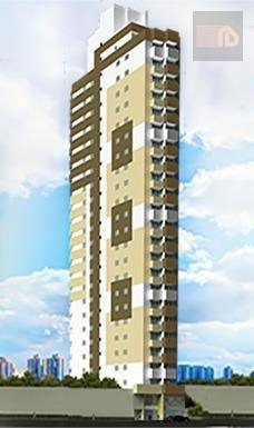 Studio À Venda, 35 M² Por R$ 163.000 - Centro - Curitiba/pr - St0003