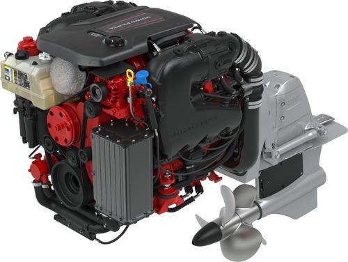 Motor Volvo Penta 4.3 V6 240hp + Rabeta Fwd P/ Barco Lancha