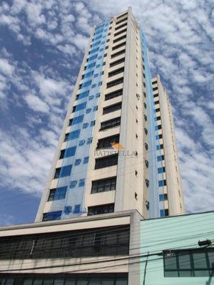 Sala Comercial Para Venda E Locação, Centro, Limeira. - Sa0048