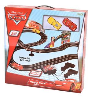 Cars Racing Truck Deluxe