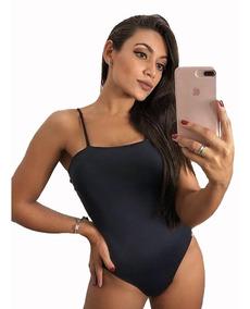 Body Alça Decotado Bruna Marquezine Promoção Oferta