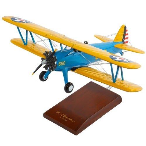 Colección Mastercraft Boeing Pt-17a Modelo Stearman Kaydett