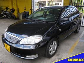 Toyota Corolla 1.8 2008 Recibo Carros