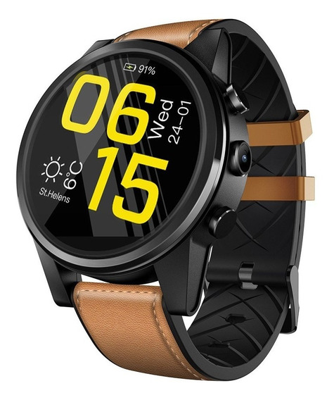 Zeblaze Thor 4 Pro 4g Lte Reloj Inteligente Android 7.1.1