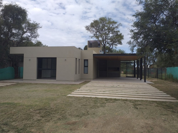 Valle Del Golf -casa 3 Dorm - 880 M2 Terr A Mtrs Cancha Golf