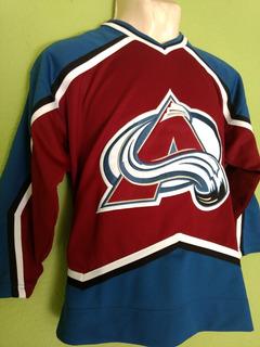 Jersey Hockey Nhl Avalance Pro Player