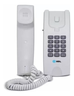 Telefone Hdl Gôndola Centrixfone Rj1160hz 90.02.01.25 Branco