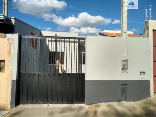 Casa A Venda No Bairro Jardim Liliza Em Campinas - Sp.  - 2589-1