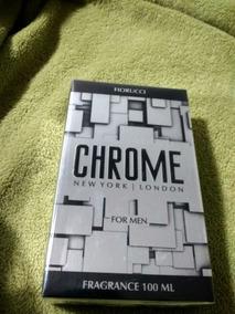 Perfume Chrome New York Fiorucci