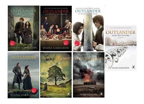 Coleção Serie Outlander Completa - 7 Livros