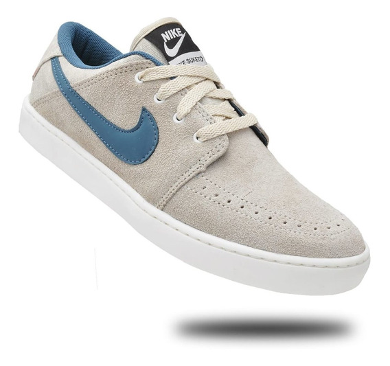 2 Pares Tênis Nike Sbsuketo Leather C. Baixo Unissex + F.g