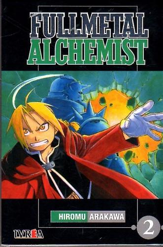 Imagen 1 de 4 de Fullmetal Alchemist Vol 2 / Hiromu Arakawa / Ivrea