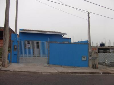 Casa Residencial À Venda, Jardim Santa Rosa, São José Dos Campos. - Ca0774