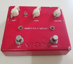 Distortion Vox Satchurator Signature Joe Satriani
