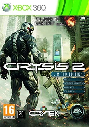 Crysis 2 Xbox One/360 Digital Online