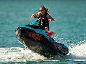 Moto Acuatica Waverunner Seadoo Spark Trixx 2017 Jetski